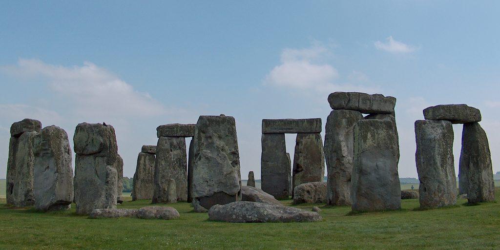 stonehenge steinkreis in england